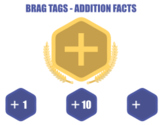 Brag Tags - Addition