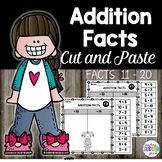 Addition Facts Practice