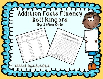 Addition Facts Fluency
