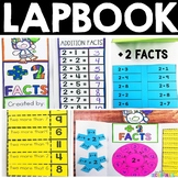 Addition Facts Lapbook | + 2 Facts