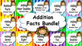 Addition Facts Mental Maths strategies Game, Brain Break or Maths Warm Up Bundle