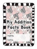 Addition Facts Mini Book