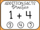 Addition Facts Fluency Practice: Ones Interactive PDF Paperless Digital