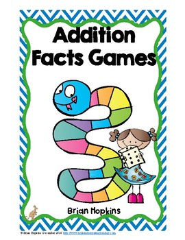 Addition Facts Snake Games