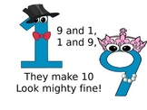 Addition Facts Through Ten: Chants and Rhymes