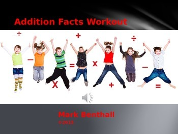 Math Facts Workout: Addition