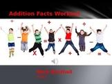Math Facts Workout: Addition