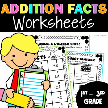 Addition Facts and Strategies