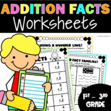 Addition Facts Worksheets | Addition Practice