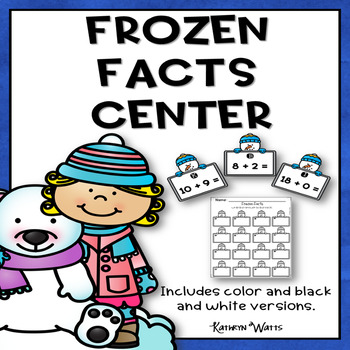 Addition Facts to 10 Center