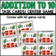 Addition Facts to 10 Task Cards