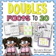 Addition Facts to 20 ~ BUNDLE {Doubles, Making 10 to Add, Adding 3 Numbers}