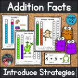 Addition Facts to 20 | Bundle to Introduce Mental Strategies
