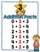 Addition Fact Fluency to 5: Posters, Printables, and Flash