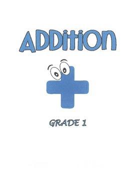 Addition - First Grade