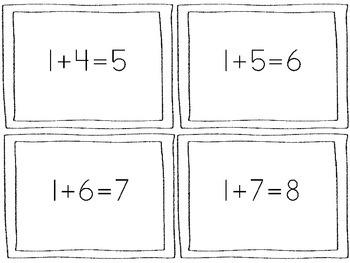 Addition Flash Cards (0-10)