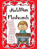Addition Flash Cards Freebie!