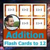 + + + Addition Flash Cards to 12 + + +