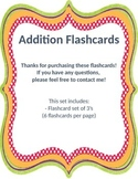 Addition Flashcards 3