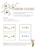 Addition Flashcards - Bonds up to 10