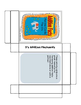 Addition Flashcards (Facts 1-10)