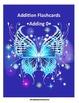 Addition Flashcards- Cut & Fold- Sums to 21-Kindergarten/G