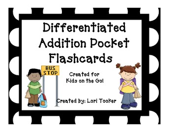 Addition Flashcards for All Students