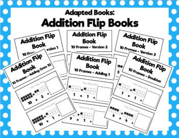 Addition Flip Book Bundle