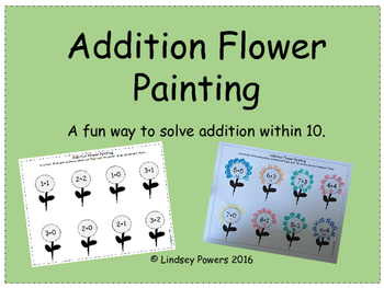 Addition Flower Painting