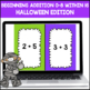 Addition Facts 0-8 within 16 (Halloween Edition)