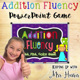 Addition Fluency
