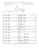 Addition and Subtraction to 20: Practice Sheets or Timed Tests