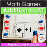 Addition Fluency Games   Addition Games Kindergarten