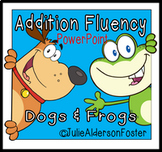 Addition Fluency Powerpoint for First Grade
