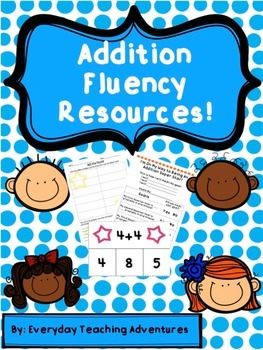 Addition Fluency Resources