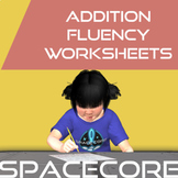 Addition Fluency Worksheets