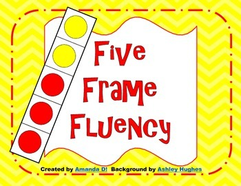 Addition Fluency with 5 Frames