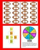 Football Addition Math Centers - Super Sunday Facts to 18 - Common Core