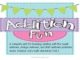 Addition Fun 1.OA.1 Unit