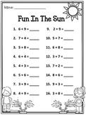Addition - Fun In The Sun