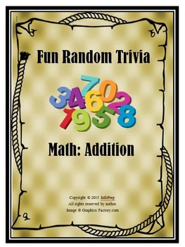 Addition: 50 Fun Random Trivia Questions!