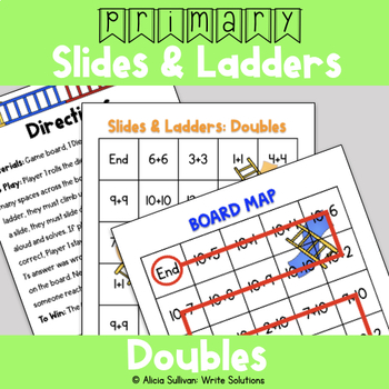 Addition Game: Adding Doubles