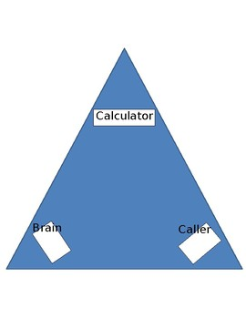 Addition Game-Beat the Calculator