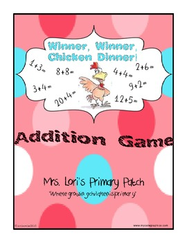 Addition Game Fun