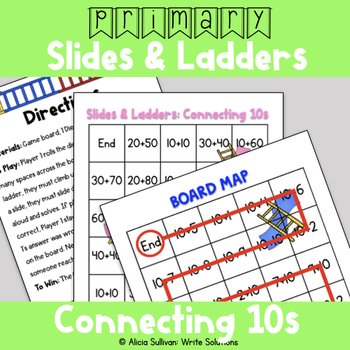 Addition Game: Multiples of 10