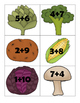 Addition Game - Sums 11 to 20 - From Farm to Table Theme