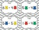 Addition Game (Within 10) & Recording Sheet- For use with counting bears