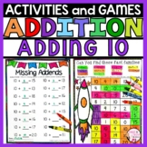 Addition Fact Power Add by 10