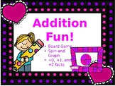 Addition Games February