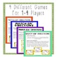 Addition Games - Match Em' 2 Levels of Difficulty